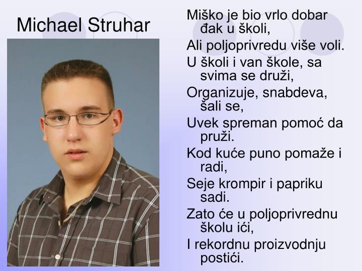Michael Struhar
