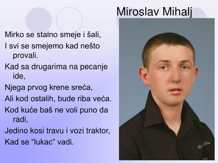 Miroslav Mihalj
