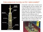 kako prepoznati municiju sa ou i njene ostatke
