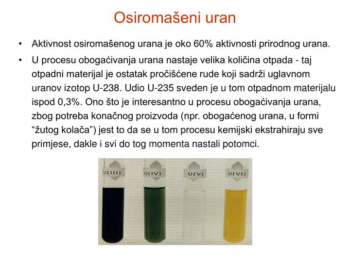 Osiromaeni uran