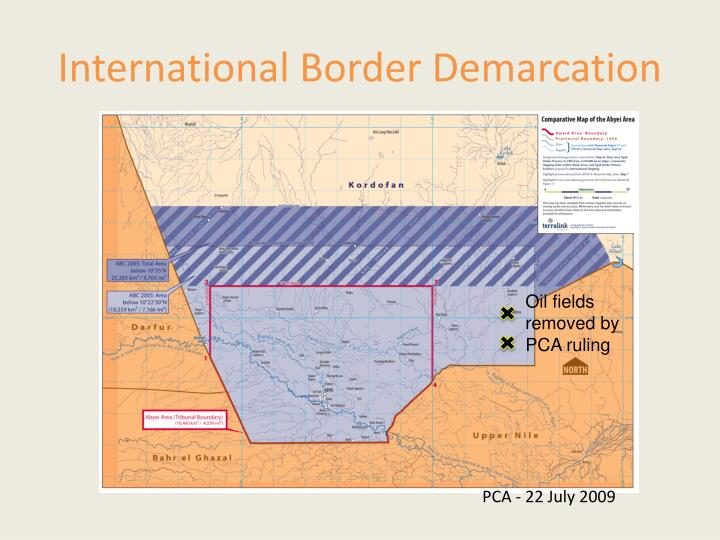 International Border Demarcation