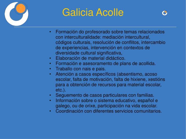 Galicia Acolle