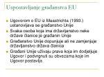 uspostavljanje gra anstva eu