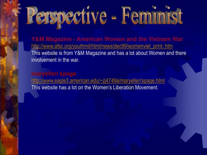 Perspective - Feminist