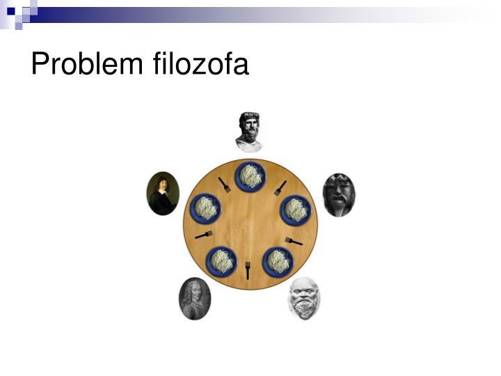 Problem filozofa