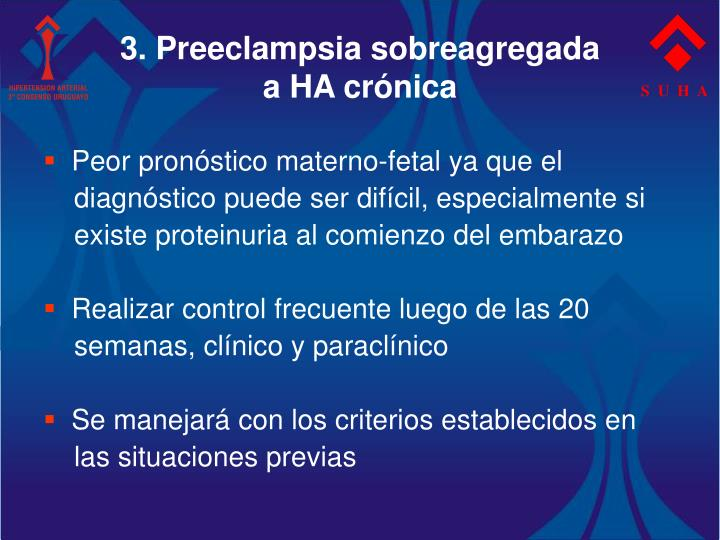 3. Preeclampsia sobreagregada