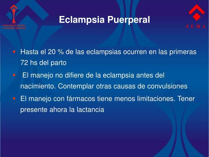 Eclampsia Puerperal