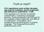 truth or myth7
