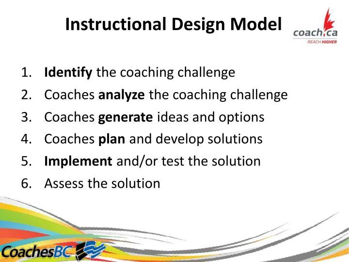 InstructionalDesignModel