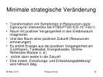 minimale strategische ver nderung1