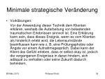 minimale strategische ver nderung3