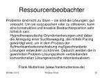ressourcenbeobachter