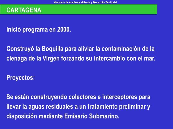 Ministerio de Ambiente Vivienda y Desarrollo Territorial