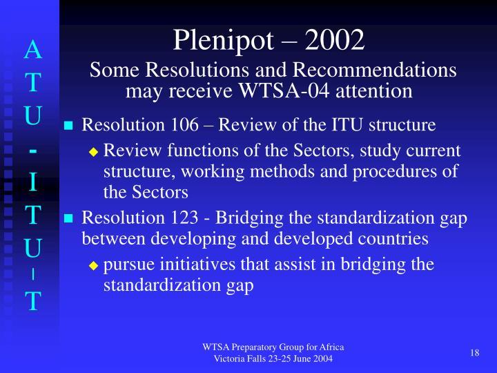Plenipot – 2002