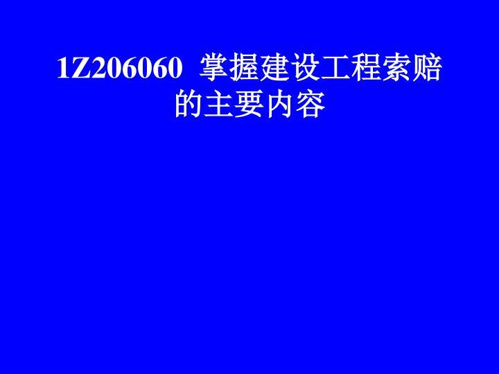 1Z206060
