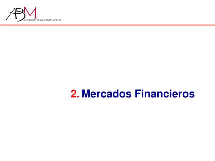 Mercados Financieros