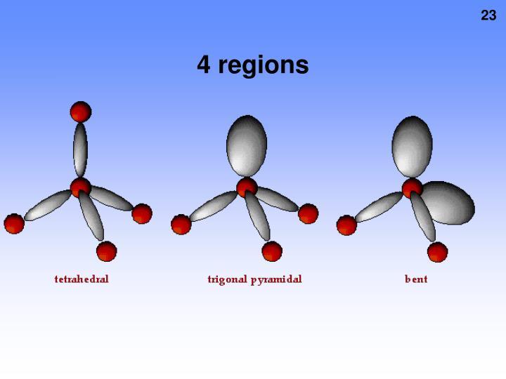 4 regions