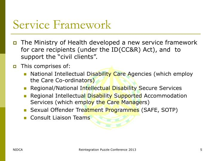 Service Framework