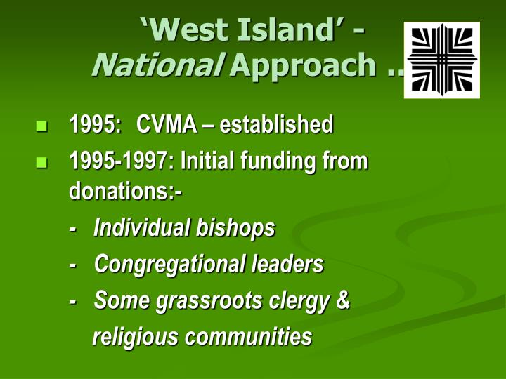 'West Island' -