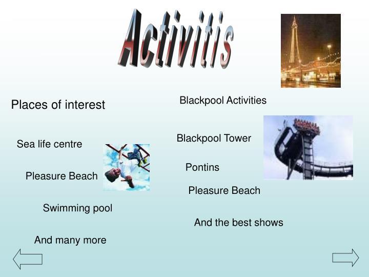 Activitis