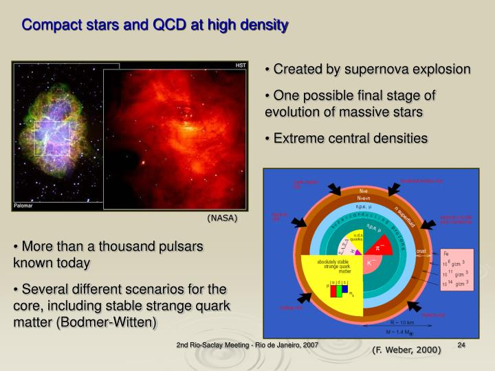 Compact stars and QCD at high density
