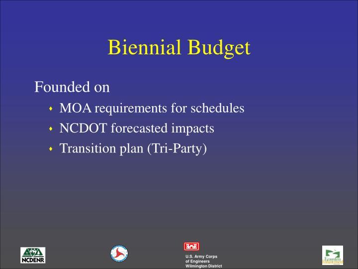 Biennial Budget
