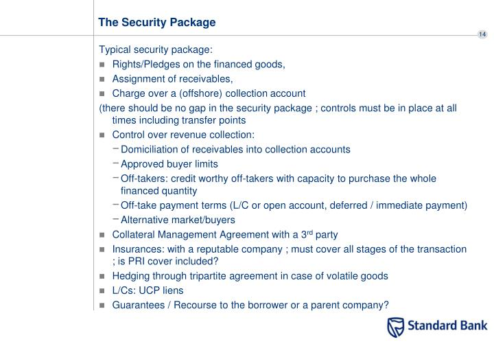 The Security Package