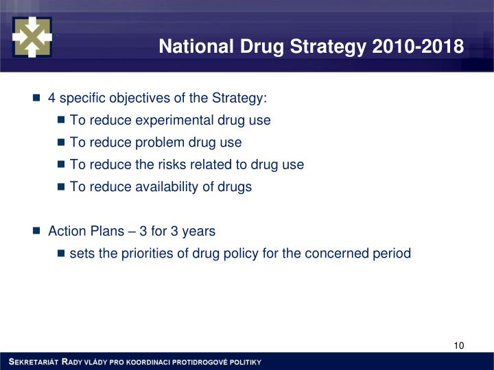 National Drug Strategy