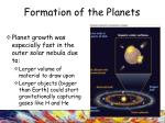 formation of the planets1