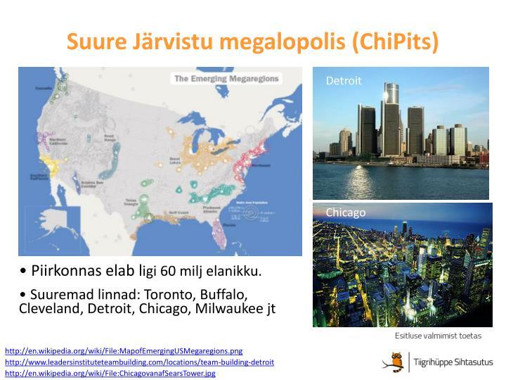 Suure Järvistu megalopolis (ChiPits)