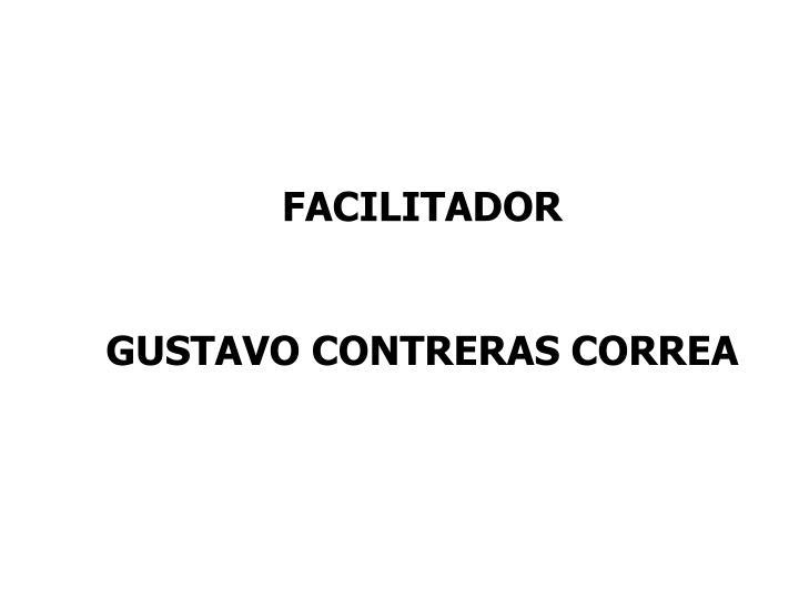 FACILITADOR
