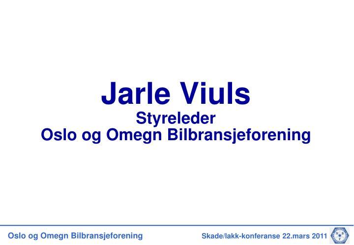 Jarle Viuls