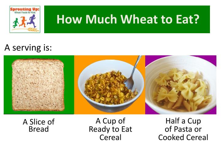 How Much Wheat to Eat?