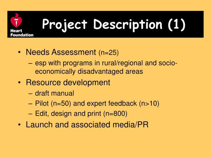 Project Description (1)