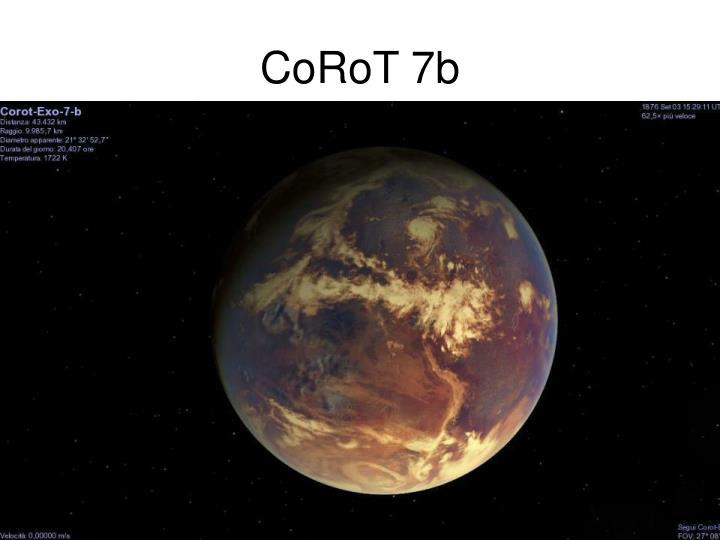 CoRoT 7b