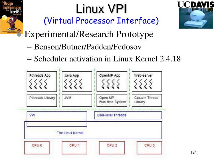 Linux VPI