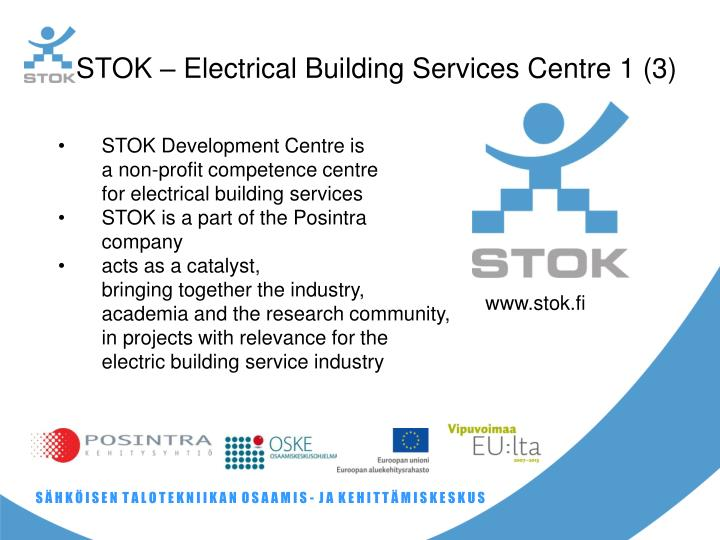 Stok electrical building services centre 1 3