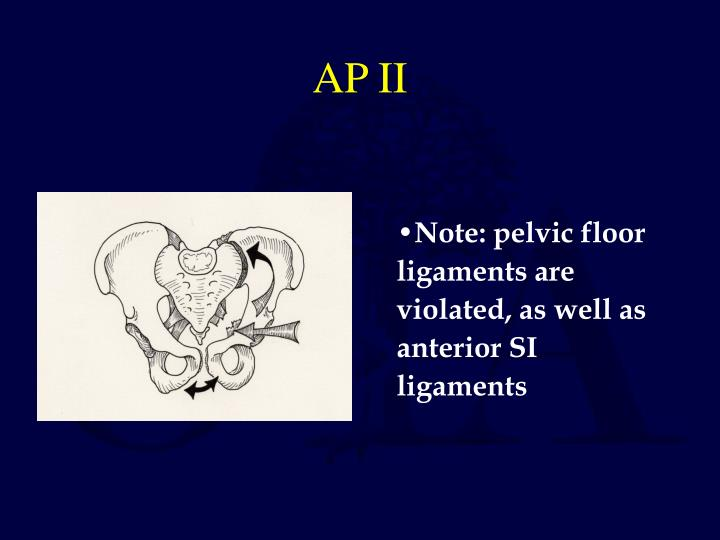AP II