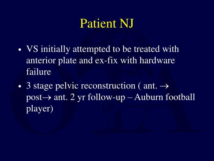 Patient NJ