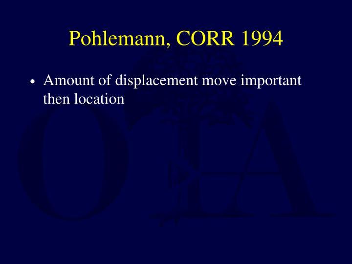 Pohlemann, CORR 1994