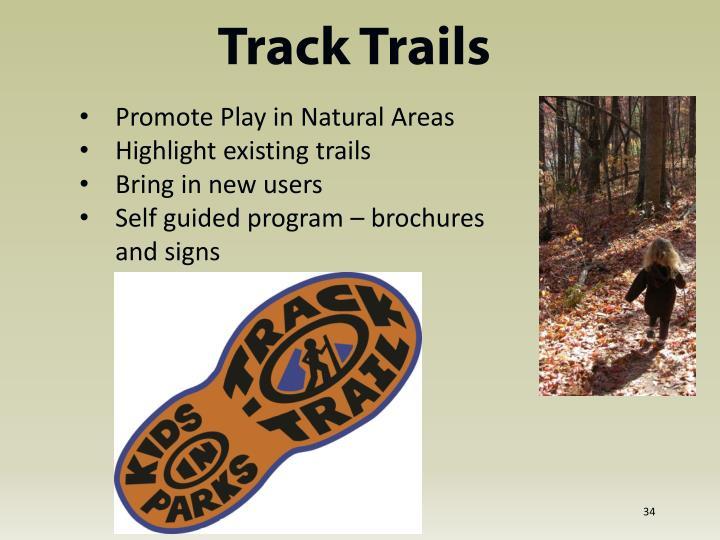 Track Trails