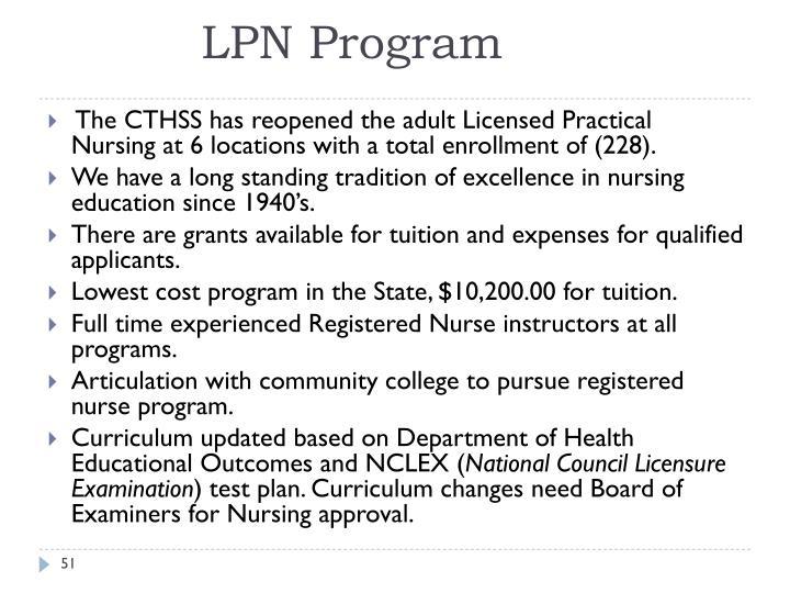 LPN Program