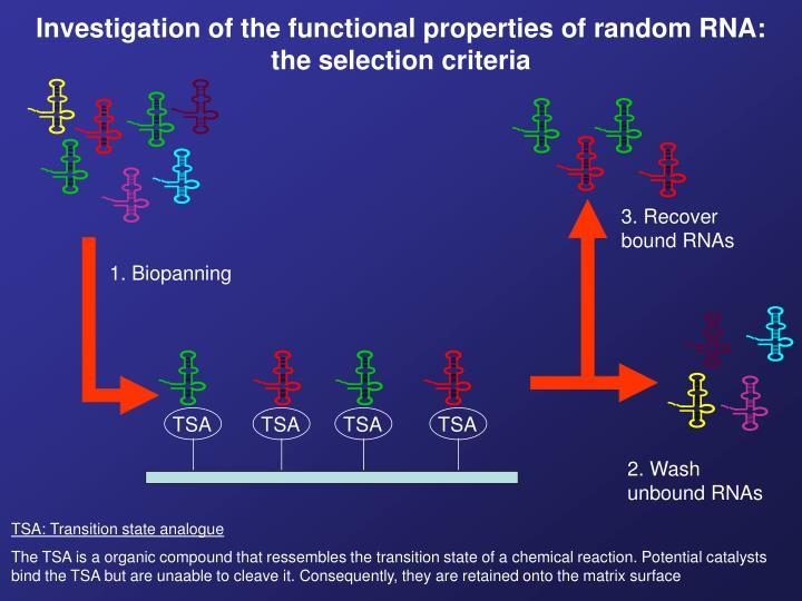 3. Recover bound RNAs