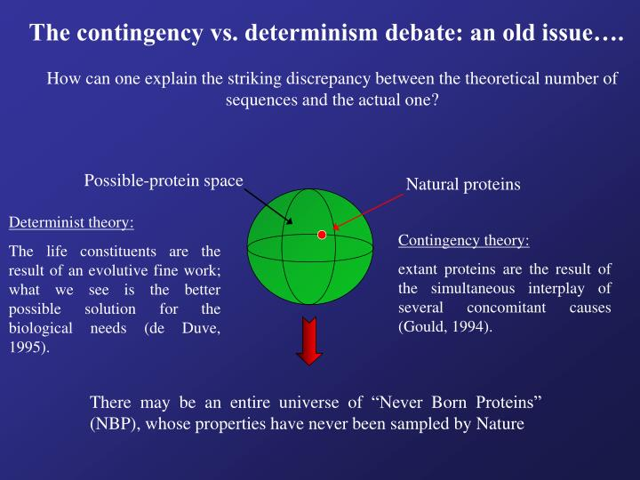 """There may be an entire universe of """"Never Born Proteins"""" (NBP), whose properties have never been sampled by Nature"""