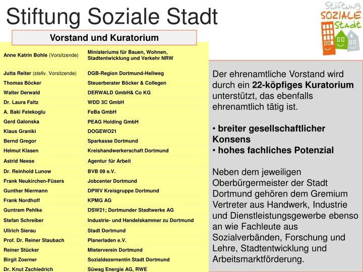 Stiftung soziale stadt1