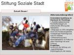 stiftung soziale stadt31