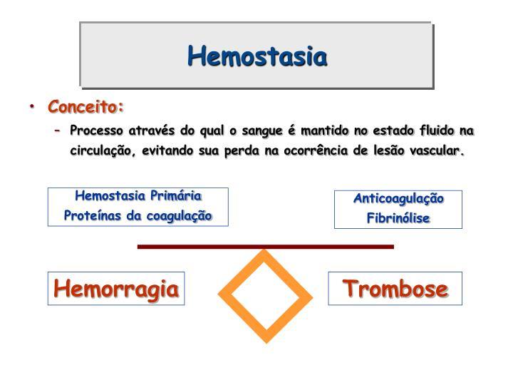 Hemostasia Primária