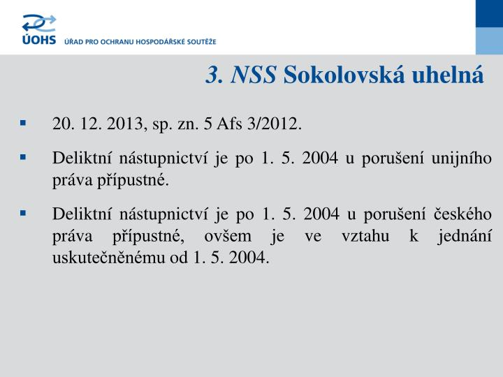 3. NSS