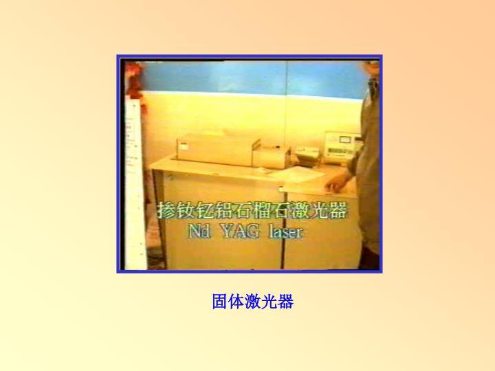 固体激光器