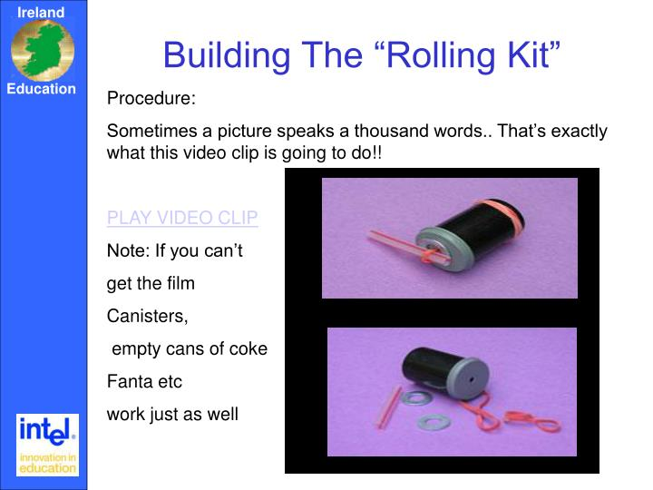 "Building The ""Rolling Kit"""